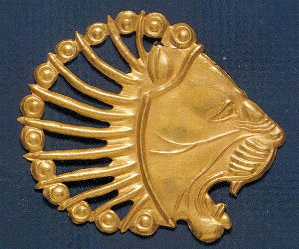 Lion Head, Met